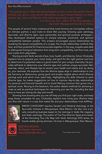Sex, Love & Dharma | Simon Chokoisky